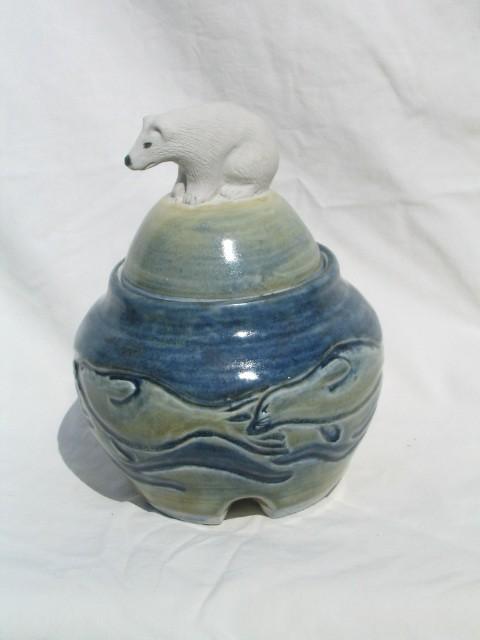 Arctic marine jar