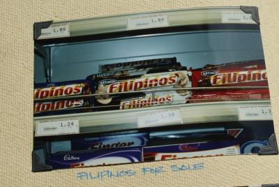 Filipinos chocolate bars