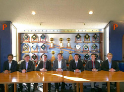 2015 Executive Board