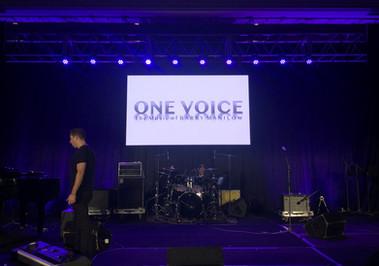 ONE VOICE Concert