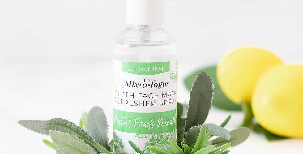 Face Mask Refresh Spray