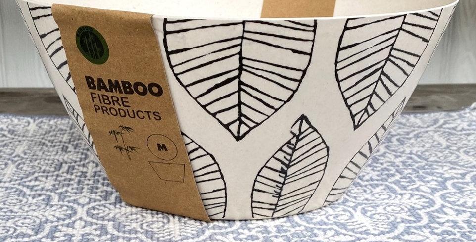 Bamboo Serving Bowl