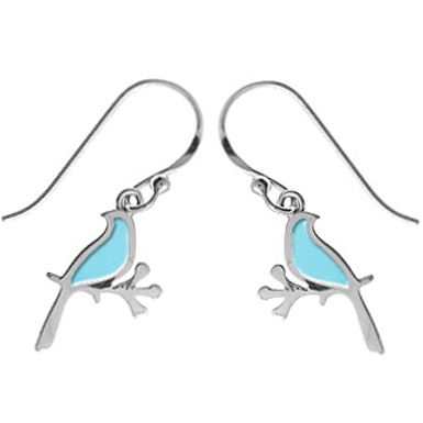 Bird Branch Earrings