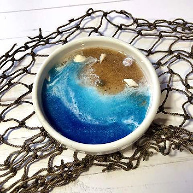 Ocean Treasure Dish