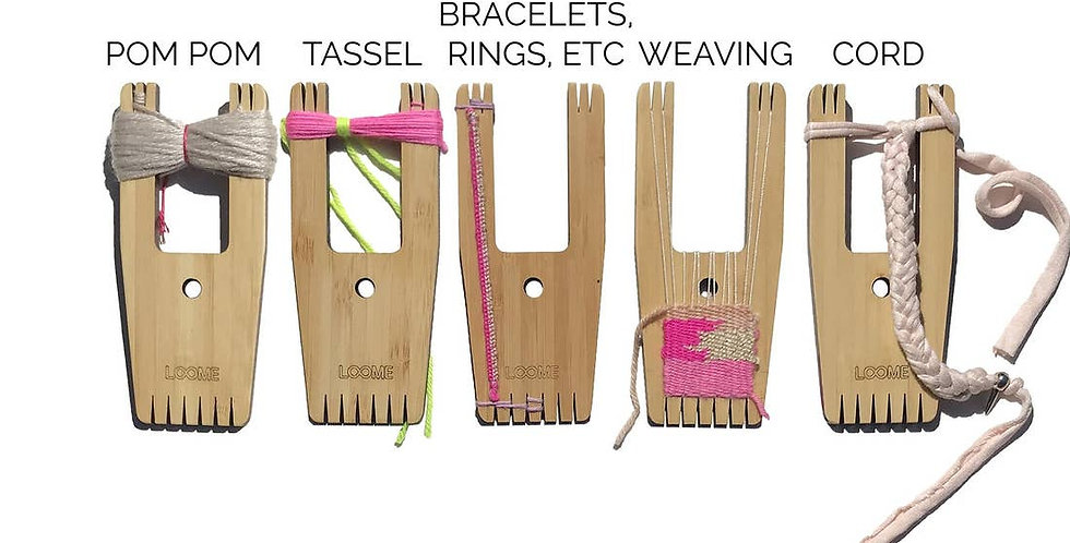 5-IN-1 Craft Loom