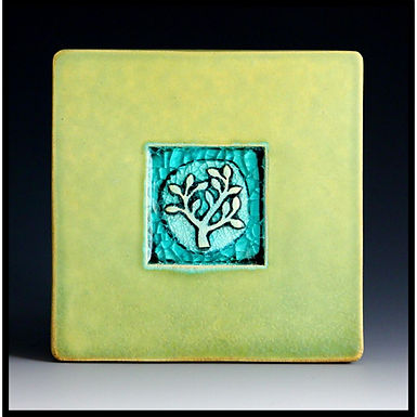 Thirsty Clay Coasters