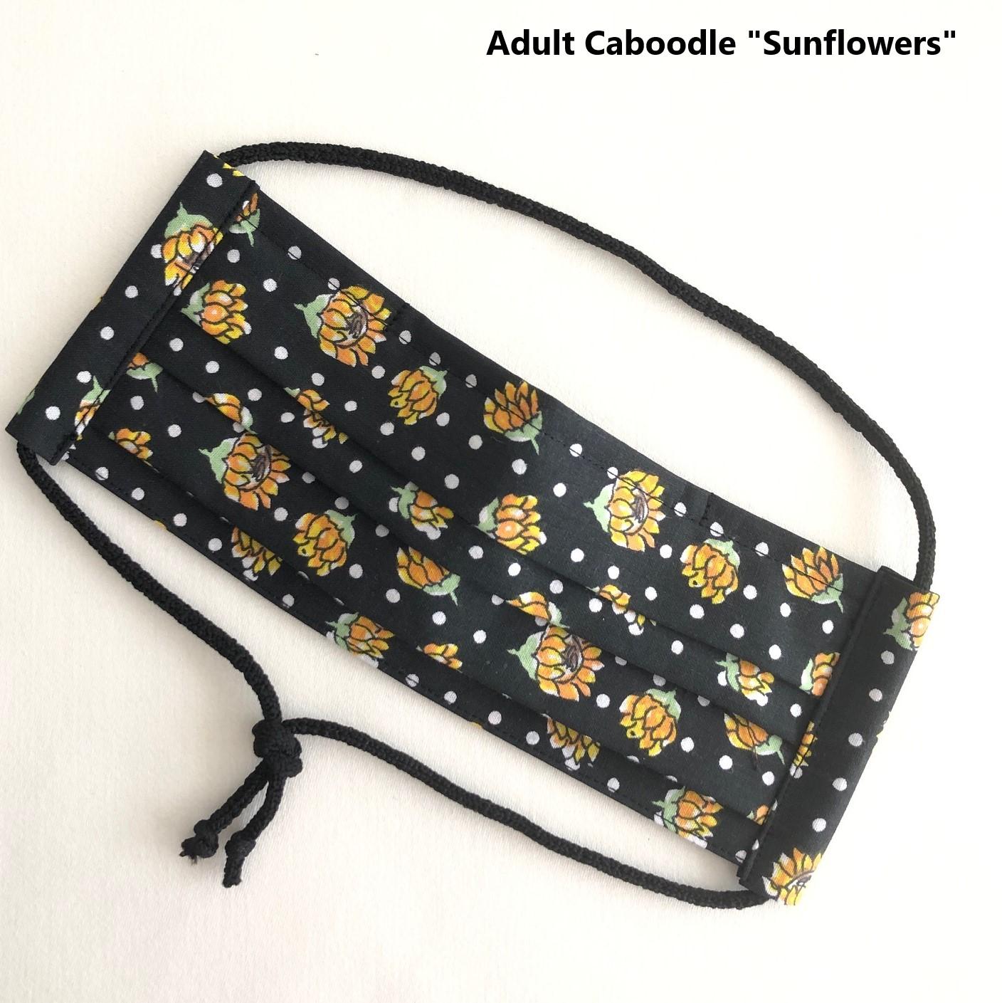 Adult Caboodle Sunflower