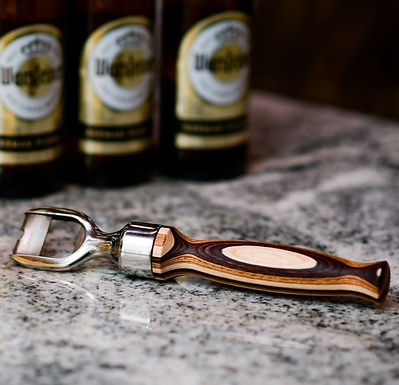 Pakkawood Bottle Opener