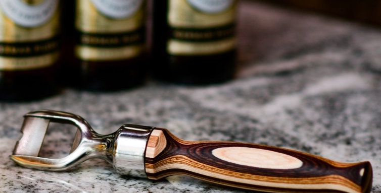 Pakkawood Bottle Opener