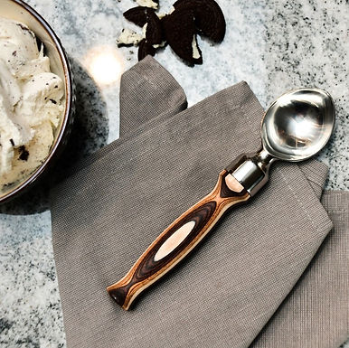 Pakkawood Ice Cream Scoop