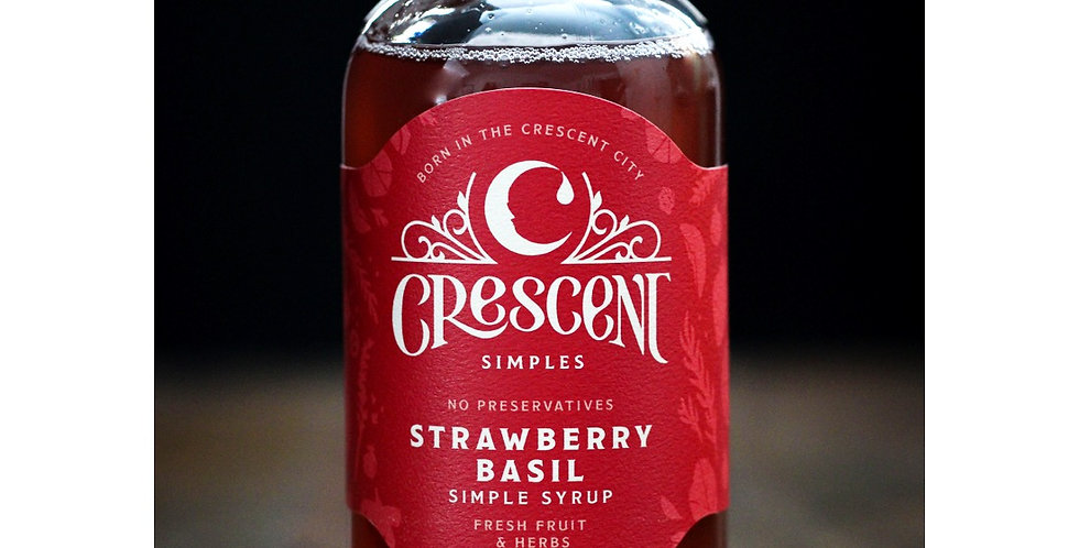 Crescent Simple Syrups