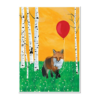 Artful Birthday Cards