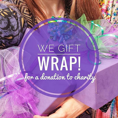 Gift Wrapping Donation