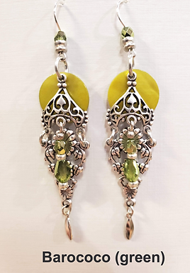 JMR Filigree Earring Collection