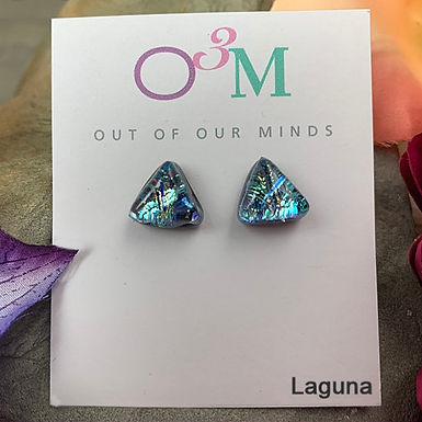 Shaped Stud Earrings by O3M