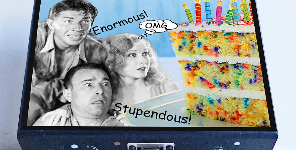Big Birthday Decobox