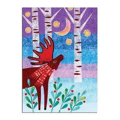 Artful Holiday Cards (single)