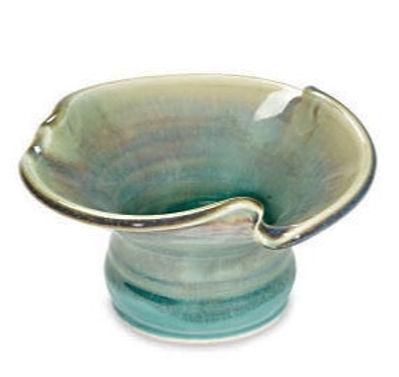Lotus Ikebana Vase