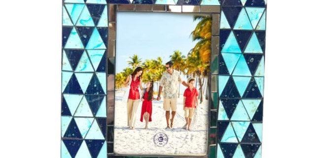 Triangle Mosaic Frames