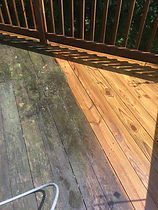Pressure washing deck lancaster