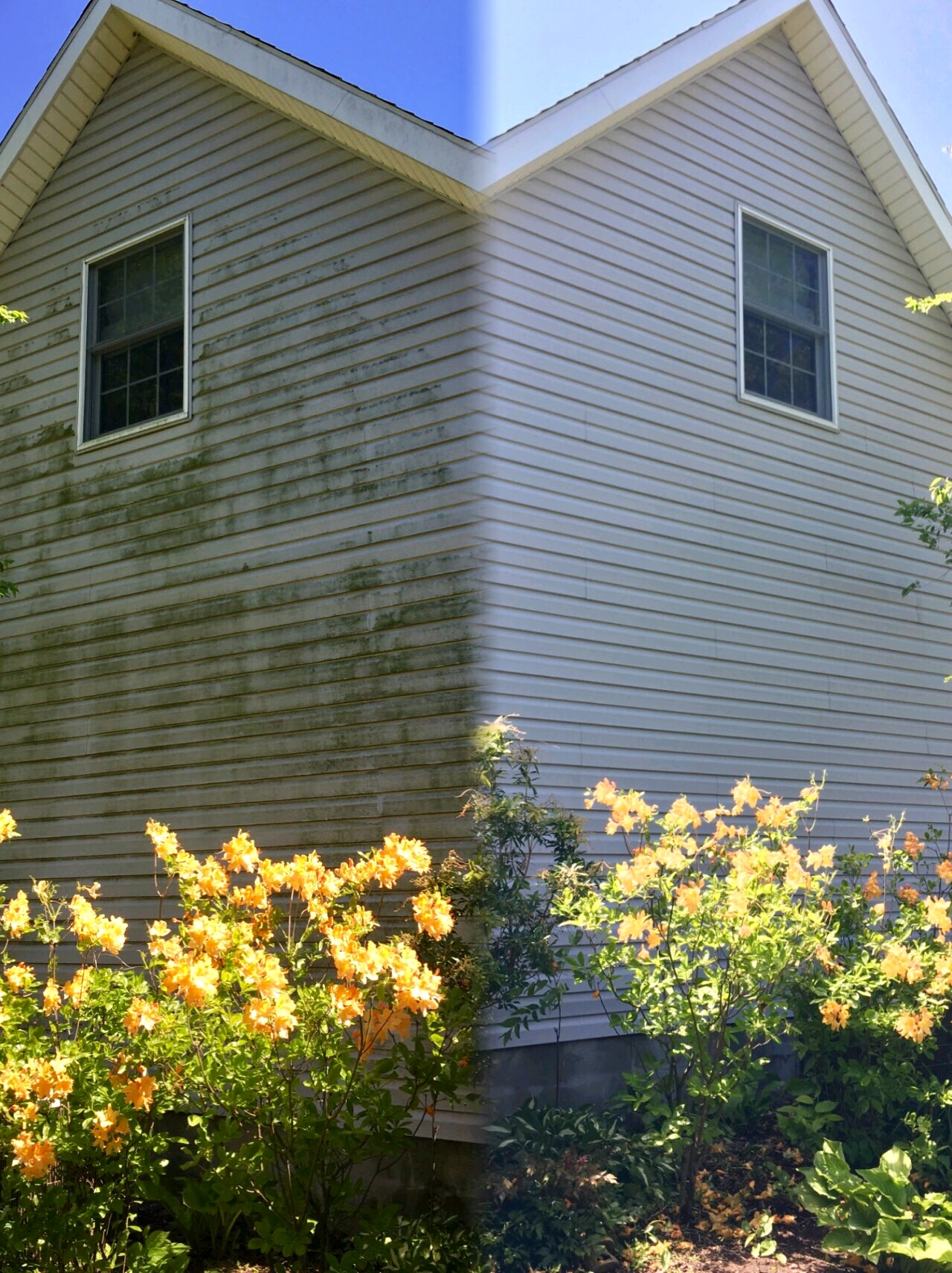 Remoh Services Pressure Washing Central Pa