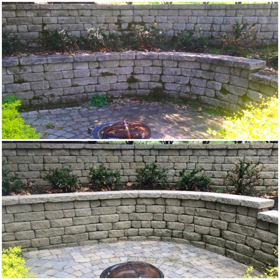 Hardscape Cleaning