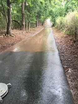 Driveway Sealing Prep