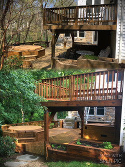 Deck Sealing Project