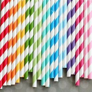 Paper Straws - Not so eco friendly
