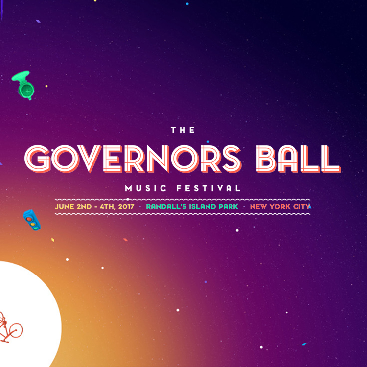Gov Ball Sponsorship
