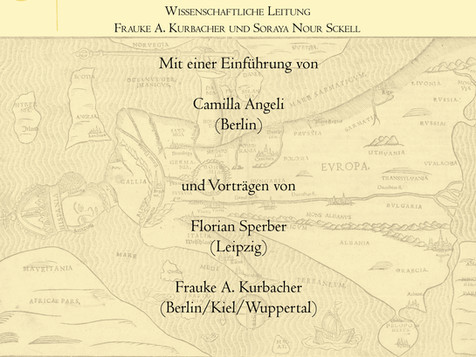 Kritik des Kosmopolitismus - Freie Universität Berlin, 03 June 2017