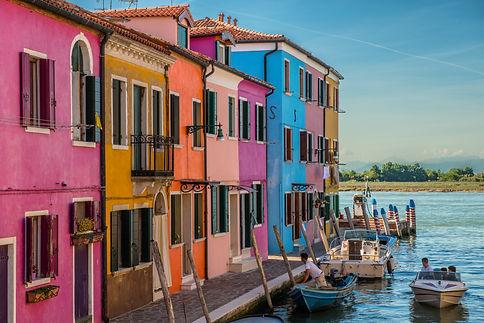 Burano Venice Venedig