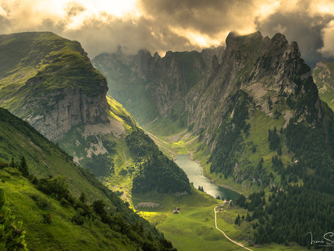 swiss fjord