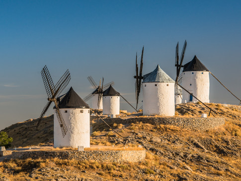 Don Quijote's land