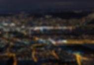 Zurich Zürich by night
