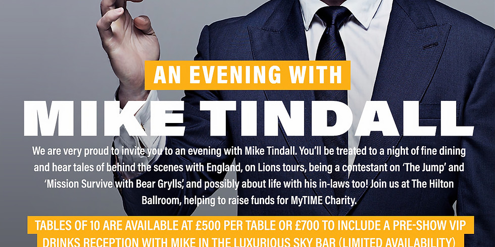 An Evening With Mike Tindall
