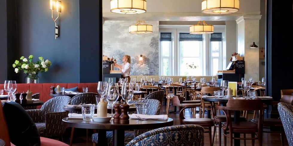 Pride of Lions - Brasserie Blanc (1)