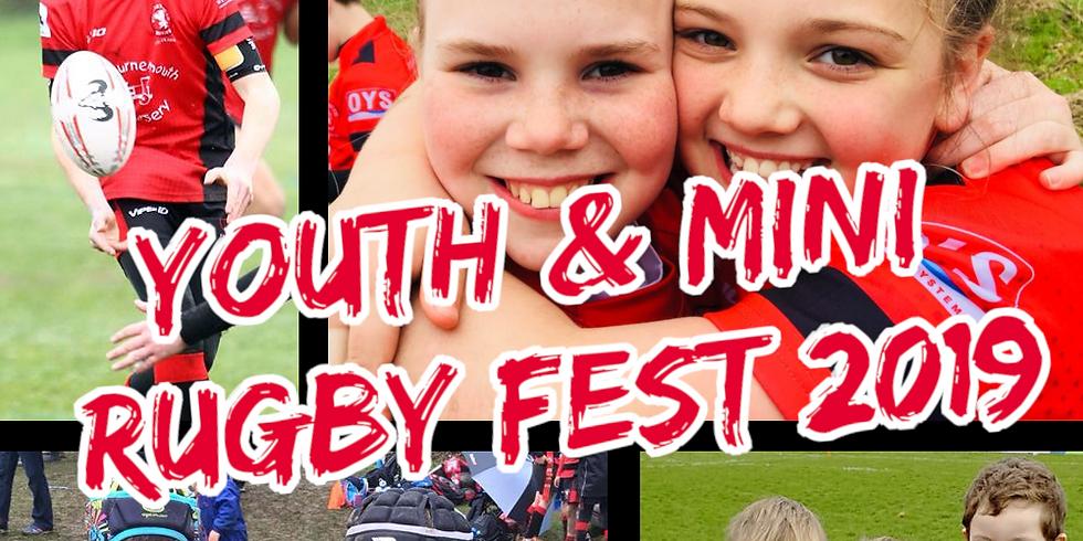 Youth & Mini Fest 2019