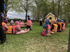 Förskolans dag firades med Vännerna i Kungaskogen som hade olika stationer
