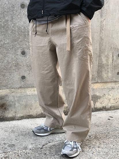男工裝鬆緊褲