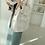 Thumbnail: 復古棉質休閒西裝外套