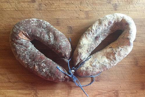 Chorizo de Boeuf Highland par 3