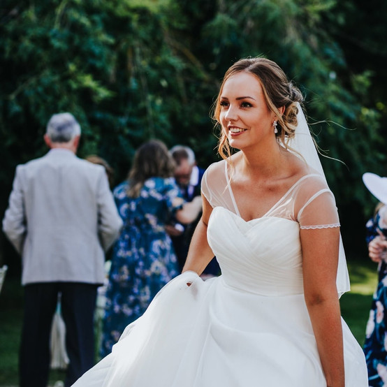 Clare's big day