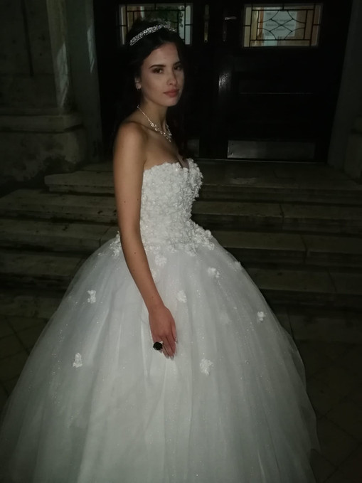 Ballgown Pricess dress made to measure