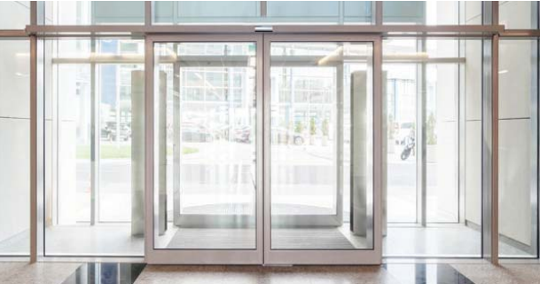 Rados Automatic Glass Door