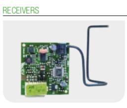 精英配件 - 單頻道接收器 Receiver