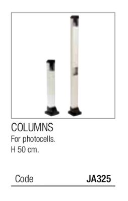 Genius Accessories JA325 Columns (For photocells)