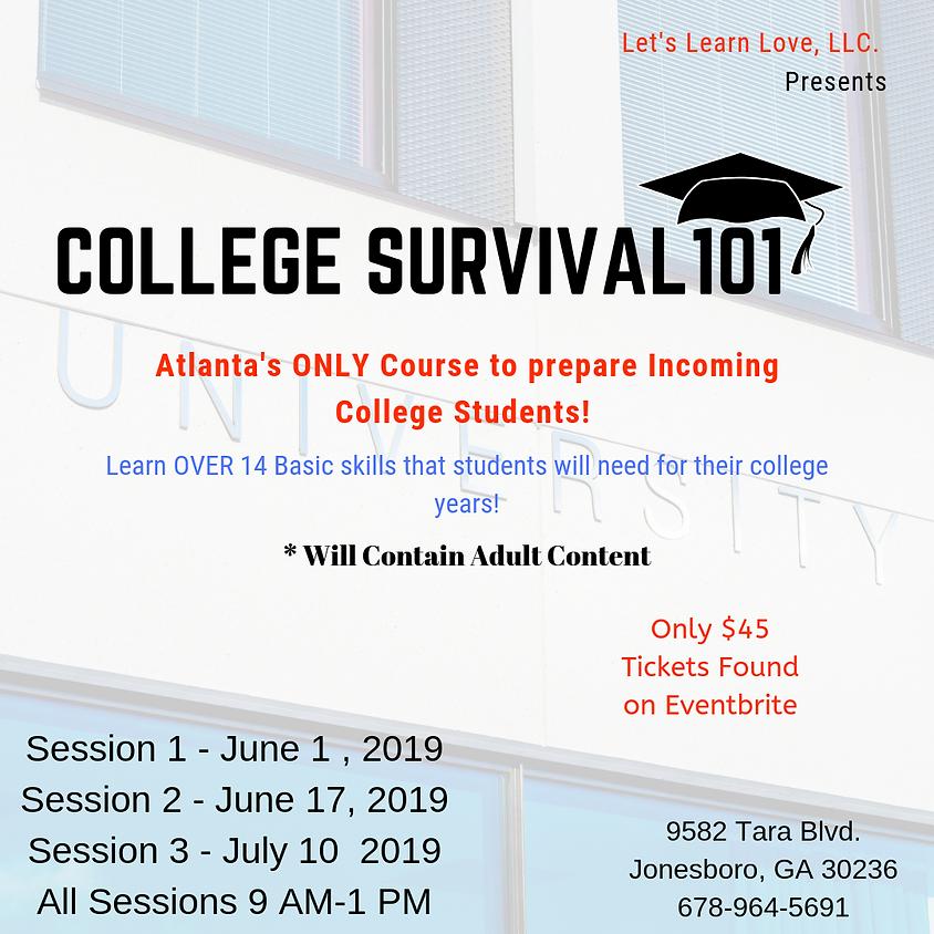 College Survival 101