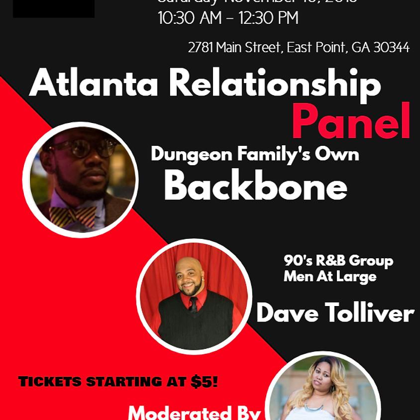 Let's Learn Love's November Quickie- Atlanta Relationship Panel