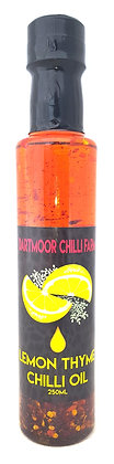 Extra Virgin Chilli Oil with Lemon Thyme, 250ml